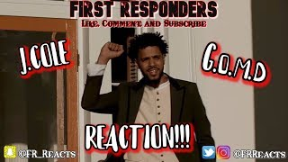 J Cole GOMD REACTION   FRReacts