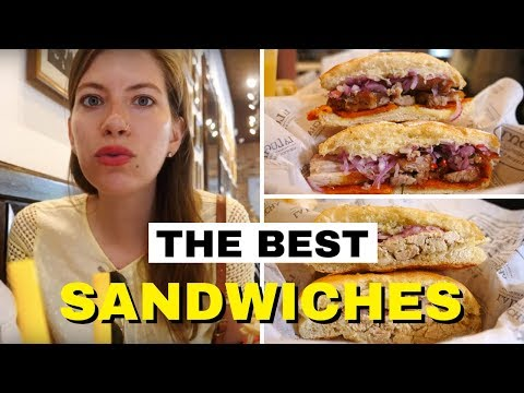 Peruvian Fast Food Review – The Best Peruvian Sandwiches at La lucha Sanguchería in Lima, Peru