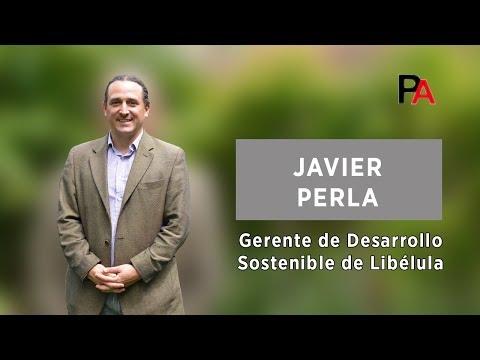 Lanzamiento plataforma Huella de Carbono Perú: Javier Perla - Libélula