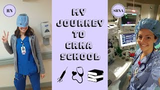 My Journey to CRNA School | GPA, GRE Scores, Rejection Letters, ICU Experience, Certifications