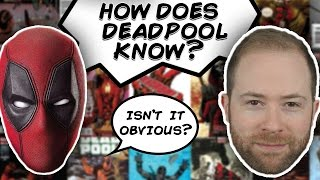 How Does Deadpool Know He's a Comic Book Character? | Idea Channel | PBS Digital Studios
