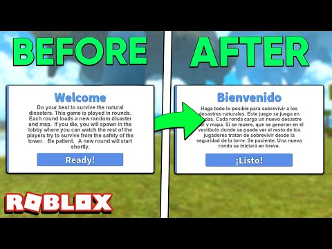 How to Translate A Game in Roblox Studio (Localization Tutorial)