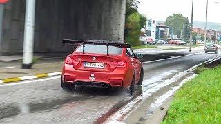 Sportscars Accelerating - 700HP X6M, M5 F90, 720HP M4 F82, iPE Golf 7 R, Armytrix M2 F87, 991 GT3 RS