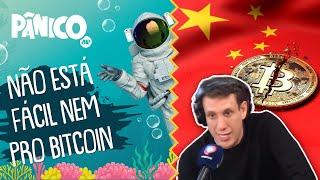 O fim de uma era? Samy Dana explica proibição de criptomoedas na China