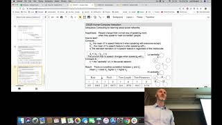 Human Computer Interaction. Lecture 15. Oct 24, 2019.