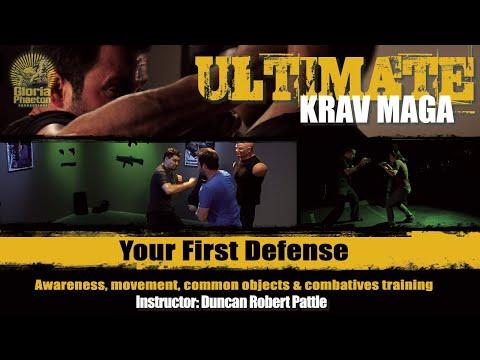 Ultimate Krav Maga - Your First Defense - YouTube
