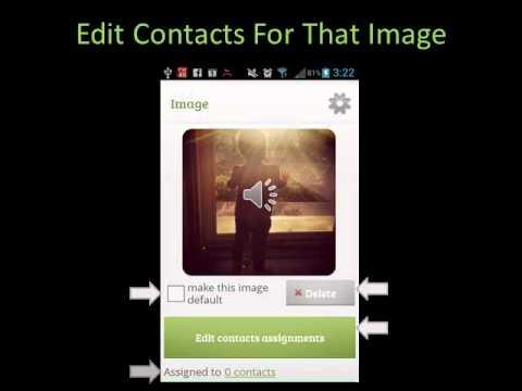 Video of CALLOGRAM the new caller ID