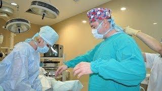 Сергей Байдо   Как происходит операция при удалении почки