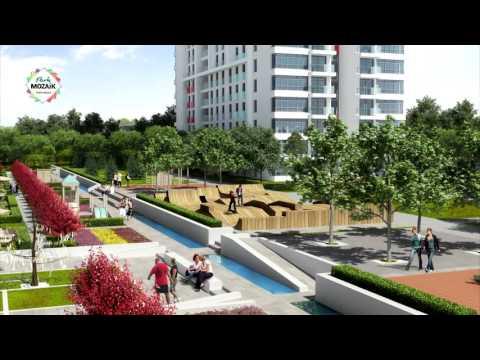 Park Mozaik Videosu