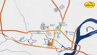 Khu đô thị sinh thái Vinh Heritage - Mipec Tràng An