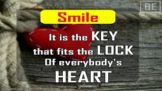 🔴 Reason To Smile || Best Quotes To Smile || Keep Smiling Quotes