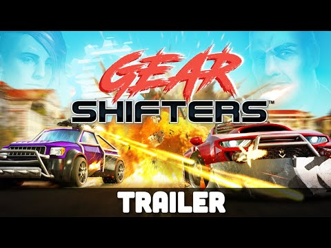 Gearshifters Announcement Trailer