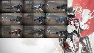 Destiny 2 Лучшие автоматы игры 1-го года(ТОП-10)