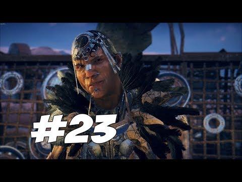 НАПАРНИЦА НАРКОМАНКА - Mad Max - Прохождение #23