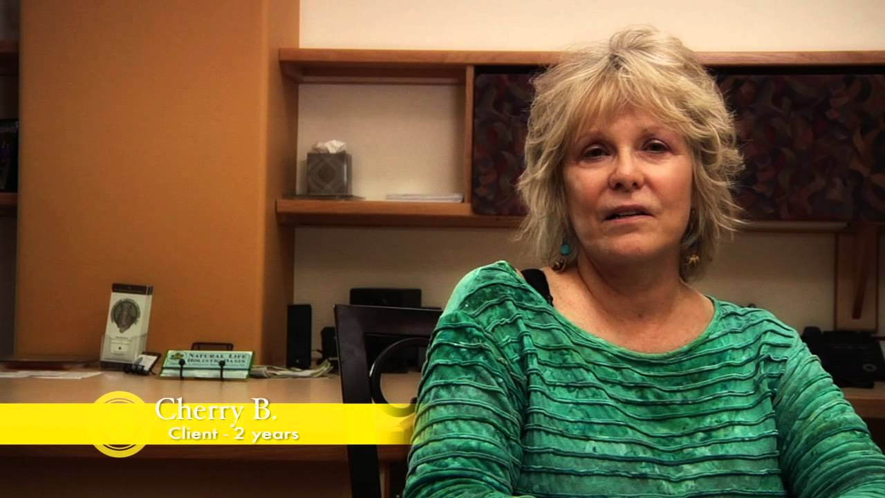 This is an example of a testimonial video with b-roll/action shots cut in.