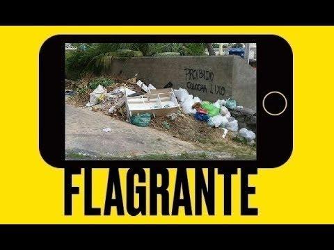 [Cotidiano] Flagrante #14 - Lixo sem coleta em Abreu e Lima