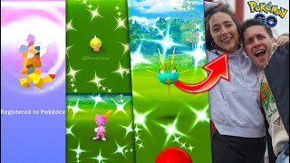 THE SHINY LUCK IS BACK! Incense Day LUCK + NEW Community Day Vote! (Pokémon GO)