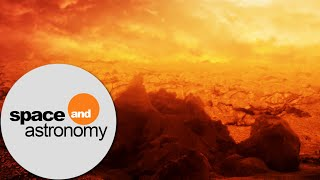 Venus's Climate - Snow on the Hottest Planet