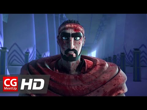 "CGI Animated Short Film HD: ""Akhenseth Short Film"" by Akhenseth Team"