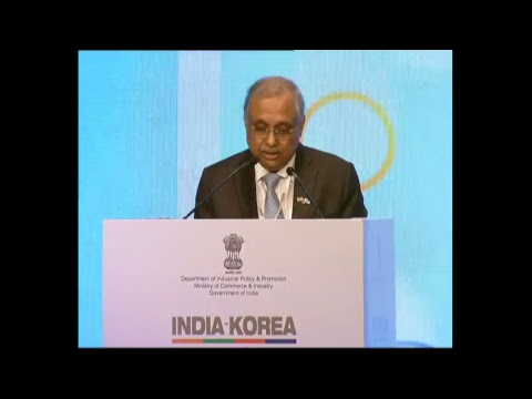 PM Modi attends India-Korea Business Summit