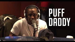 Hot 97 - Diddy talks a 2nd Bad Boy Reunion Show, Beef w/ BIG's Daughter + Signing His Son!