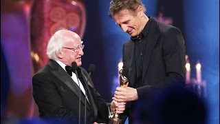 Liam Neeson   IFTA Outstanding Contribution To Cinema Award Recipient