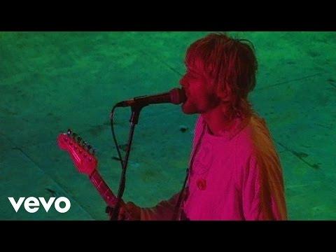 Nirvana - On A Plain (Live at Reading 1992)