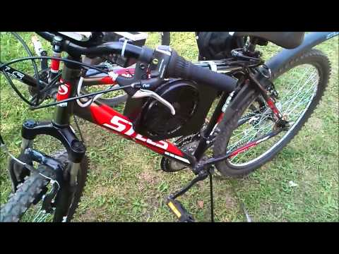 ВЕЛОТЮНИНГ-Велоконтроллер VIPER (проверка звука)