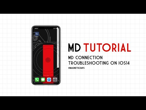 Tutorial MD – WiFi Connection Troubleshooting on iOS14