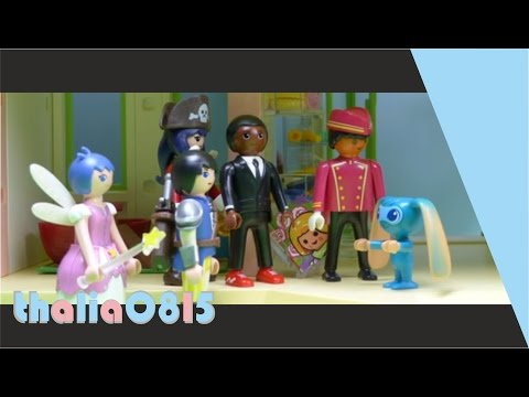 Super 4 - Das Tanzduell (Teil 2) Playmobil Film deutsch stop motion Kinderfilm Kinderserie