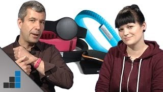 Fitbit, Jawbone & Co.: Fitness-Tracker im Vergleichstest - Tech-up | deutsch / german