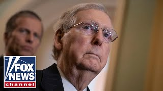 McConnell tells GOP senators he doesn't have votes to block witnesses