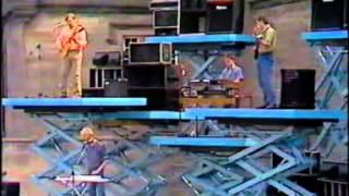 The Farmer's Boys - 'For You' on Children's TV Program 'Hold Tight' (1983)