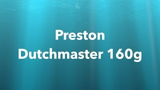 Удилище фидерное preston innovations dutch master 14ft 2 feeder 160gr