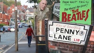 A Stroll Down Penny Lane, Liverpool - A Guided Tour by Glenn Campbell
