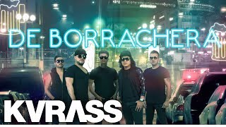 La Borrachera (Video Lyrics) - Grupo Kvrass