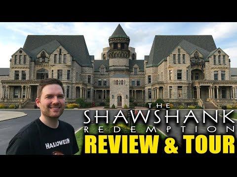 Recenze a prohlídka věznice Shawshank