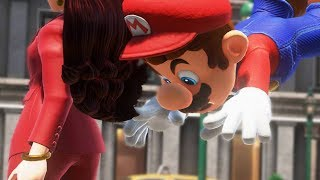 Saving New Donk City - Super Mario Odyssey Deluxe