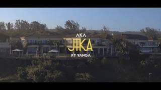 Jika   Aka Ft Yanga Chief (lyrics)