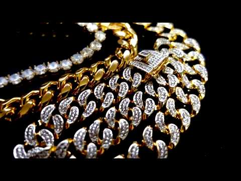 Industry Pieces – New Tennis Necklaces, Cuban Link Chains & Bracelets