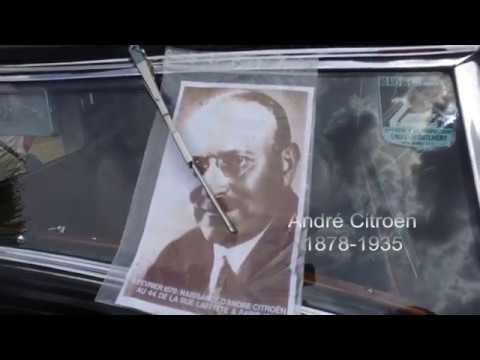Rassemblement du Siècle Citroën