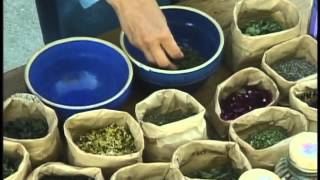 The Art of Tea Blending