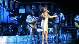 712 Intense = I Love The Lord: Whitney Houston Gospel Time Concert Belgium May 2010