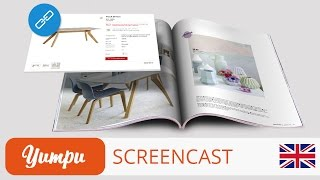 Screencast- How to make a table of contents and embed links within an online magazine