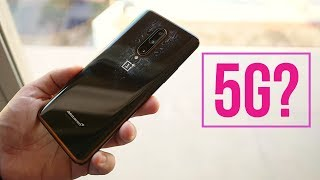 OnePlus 7T Pro 5G McLaren Review - REAL 5G?!