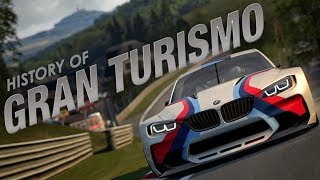 The Complete History of Gran Turismo (Documentary)
