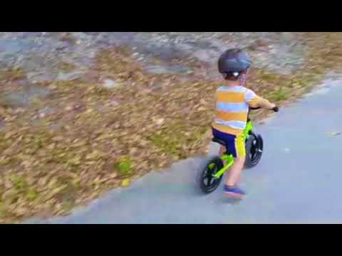 Banana Bike LT - Lightweight Balance Bike for Kids - 2, 3, 4 Year Olds