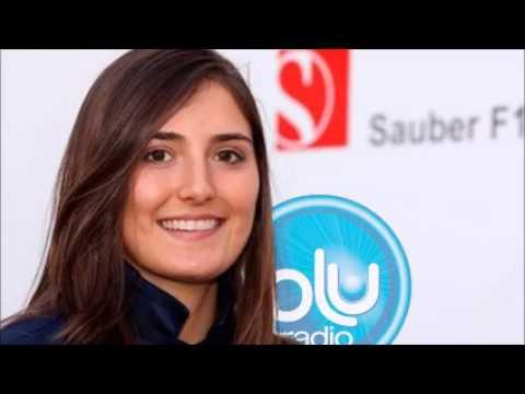 La colombiana Tatiana Calderon llega a la Formula 1 como piloto de pruebas