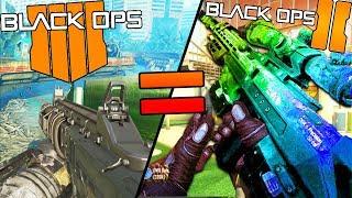 BLACK OPS 4 = BLACK OPS 2 !!?
