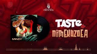 Nandy - Nimekuzoea (Official Audio)